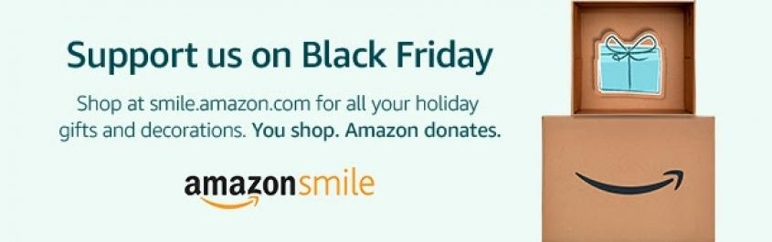 Amazon Smile Black Friday