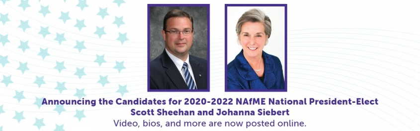 NAfME 2020-2022 Announcing Candidates (1)