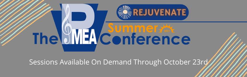 Summer Conference Web Banner